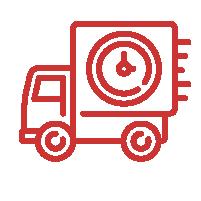 icono soluciones iot para industria y logística