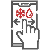 control temperatura y humedad