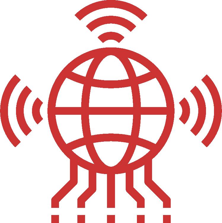 icono mundo conectado