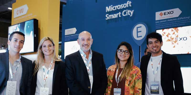 EXO participó en Smart City Expo 2019